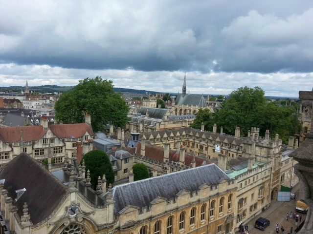 Views from the Tower